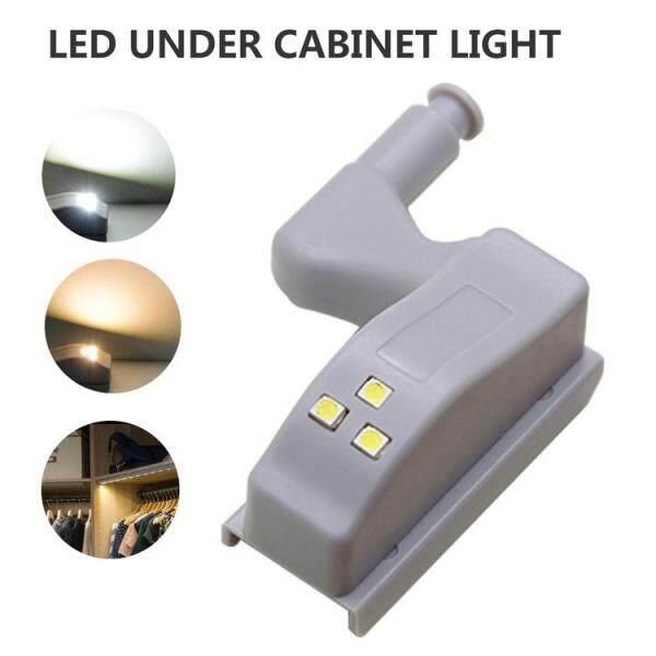Đèn LED Dưới Tủ Đèn Tủ Quần Áo Thông Dụng Đèn Bản Lề Led Cảm Biến Bên Trong Cho Tủ Quần Áo Tủ Bếp