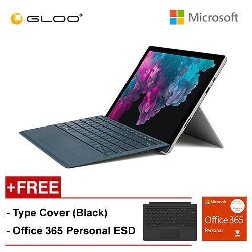 [Pre-Order,ETA:15.1] NEW Microsoft Surface Pro 6 Core i5/8GB RAM -128GB + Type Cover Black + Office 365 Personal Malaysia
