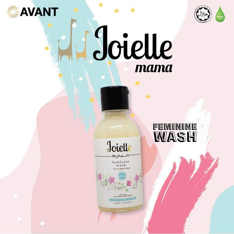 Joielle Mama Feminine Wash 200ml / balance the value of intimate part PH / Reduces unpleasant odors / suitable pregnant lady