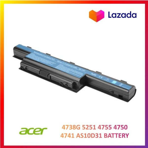 Acer Aspire 4738G 4738Z 4733Z 4738ZG 5741 5741G 4741G 4741Z Replacement Battery Malaysia