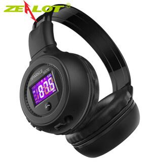 Tai Nghe Không Dây Zealot B570 Âm Thanh Hi-Fi Bluetooth 5.0 Có Thể Gập Lại Hỗ Trợ Micro SD Card AUX thumbnail