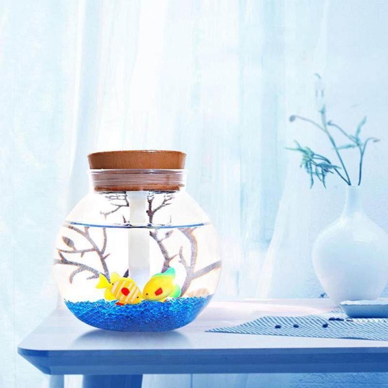 leegoal Mini Portable Landscape Essential Oil Diffuser,Cool Mist Humidifier With Adjustable Mist Mode Singapore