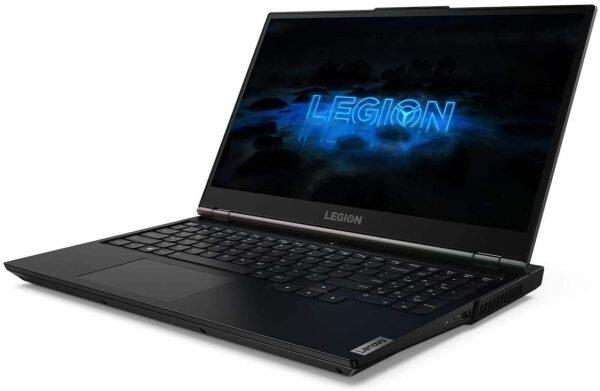 Lenovo Legion 5 15.6 Full HD Gaming Notebook Computer, Intel Core i7-10750H 2.6GHz, 8GB RAM, 256GB SSD, NVIDIA GeForce GTX 1650 Ti 4GB, Windows 10 Home, Phantom Black Malaysia
