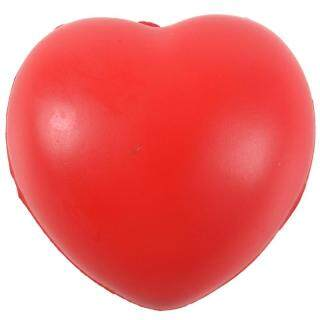 Heart Stress Reliever Ball Red thumbnail