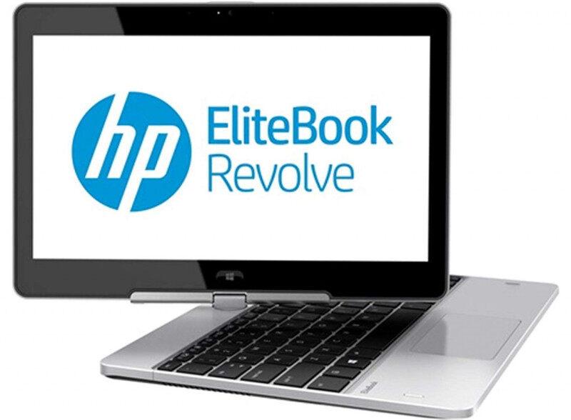 HP ELITEBOOK 810 G3 REVOLVE 11.6-INCH TOUCHSCREEN (Intel Ci5-5th Gen / 4GB Ram / 128GB SSD HDD / Win 10Pro Malaysia