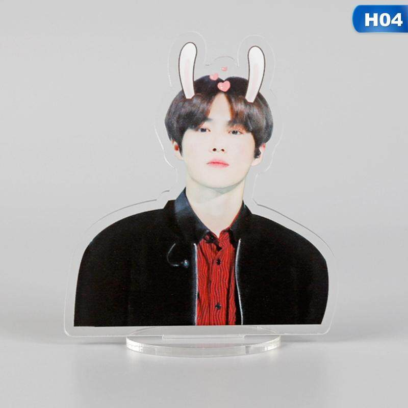 Bbty Kpop Exo Acrylic Real Person Image Licensing Tabletop Decoration By Buttbeauty