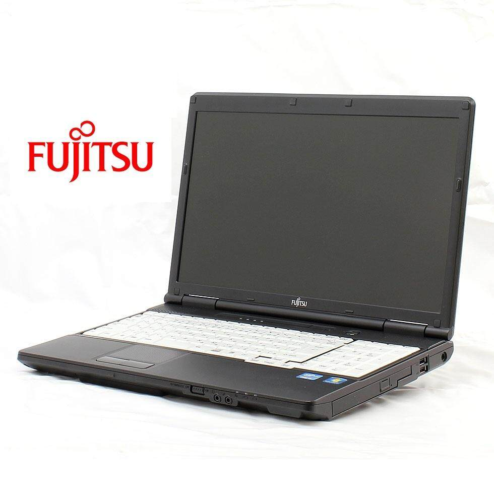 Fujitsu intel Celeron 2520m lifebook a552 / c laptop notebook (Refurbished) Malaysia