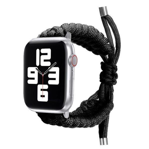 Dây Đeo Đồng Hồ Apple Watch 6 5 4 3 2 1 44Mm 38Mm 40Mm 42Mm, Dây Bện Ni Lông Cho Đồng Hồ I Watch Series 6 SE