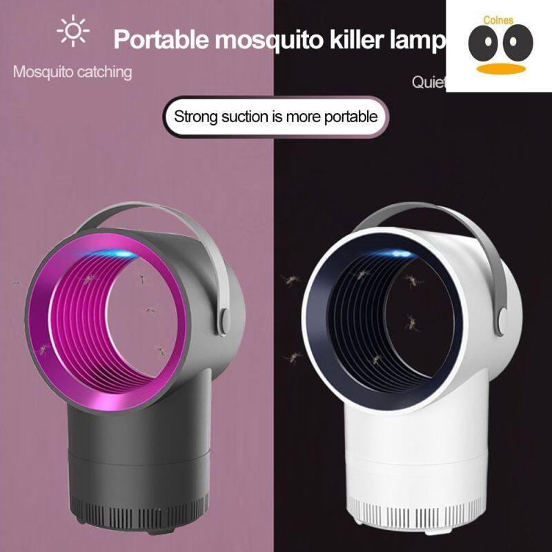 Colnes Đang Bán Đèn Diệt Muỗi UVA Di Động Ngoài Trời Chất Xúc Tác Diệt Muỗi Đèn Thông Minh Phích Cắm USB-Trong Đèn Bắt Muỗi