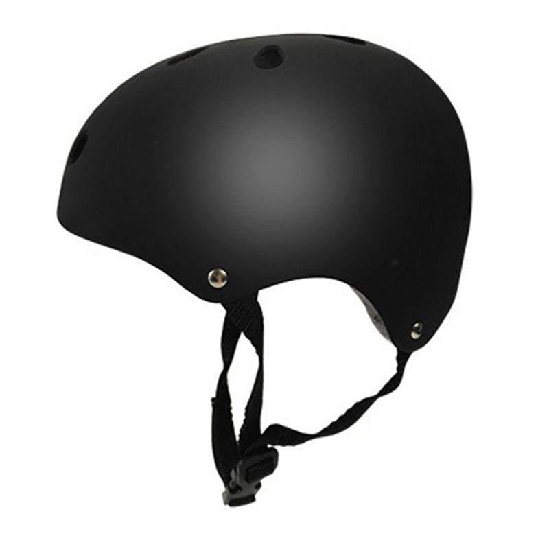 Mfqq Mũ Bảo Hiểm Thể Thao Đa Năng BMX Xe Đạp Mới Mũ Bảo Hiểm Va Chạm Đi Xe Đạp, 2 Kích Cỡ Cho Trẻ Em Người Lớn Đặc Điểm Kỹ Thuật: Đen S Giá Ưu Đãi Nhất