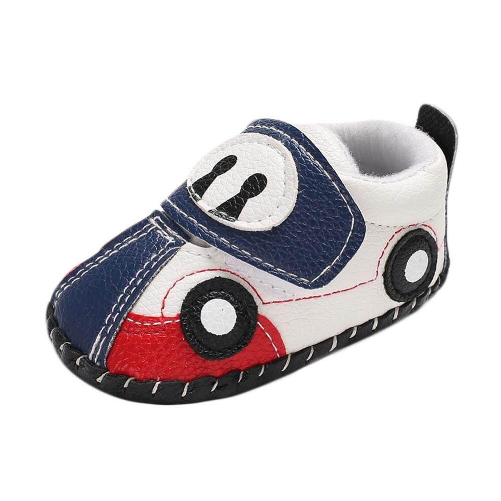 c14d2e0ac345a Rayeshop Infant Newborn Baby Baby Girls Shoe Car Soft Crib Anti-slip Single  Sneaker