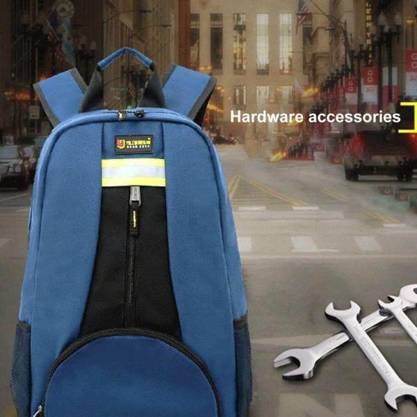 OSMAN SJ Hardware Repair Kit Tool Bag Electrician Shoulder Bag Oxford Cloth Bag
