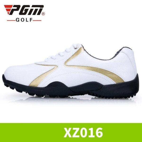Giày Golf Nam PGM Dành Cho Nam Và Nam Giày Thể Thao Thường Ngày Dành Cho Thể Thao Golf Không Thấm Nước Giày Chống Trượt Thoáng Khí Và Thoải Mái
