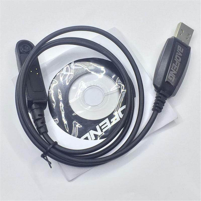 Pofung Waterproof USB Programming Cable For Baofeng BF-9700 A58 Two Way Radio