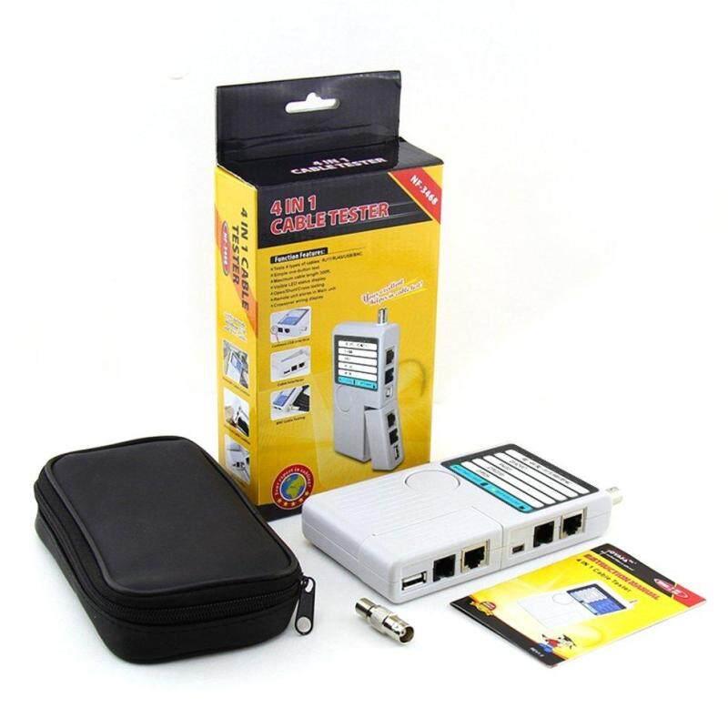 Bảng giá Lalove NF-3368 4 Trong 1 Multifnctional Cáp Mạng LAN Cáp Mạng Phong Vũ