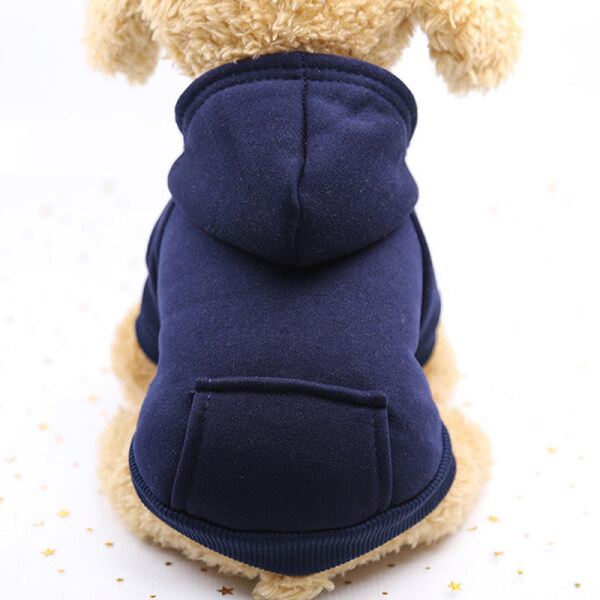 Cam Ánh Nắng Mặt Trời Màu Trơn Họa Tiết Cún Cưng Áo Khoác Lông Cừu Ấm Quần Áo Cho Chó Áo Mềm Quần Áo Cho Cún