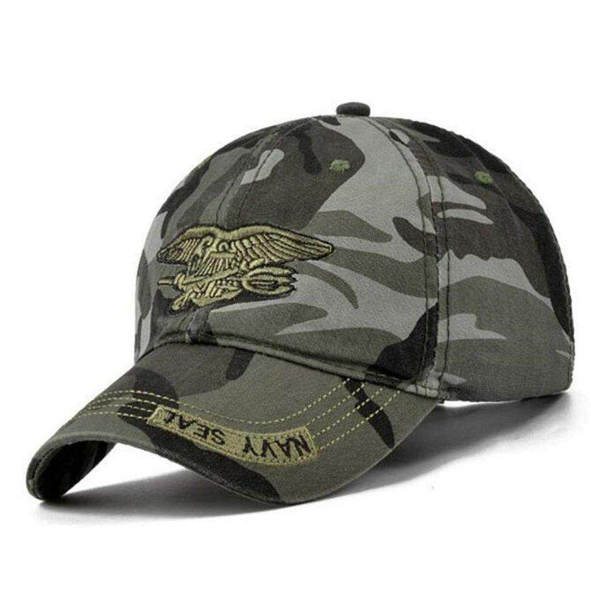 7d439be827f YC Camouflage Men Women Baseball Caps Spring Summer Hats for Unisex  Snapback Cap
