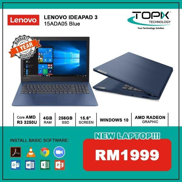 LENOVO IDEAPAD 3 15ADA05 BLUE Malaysia