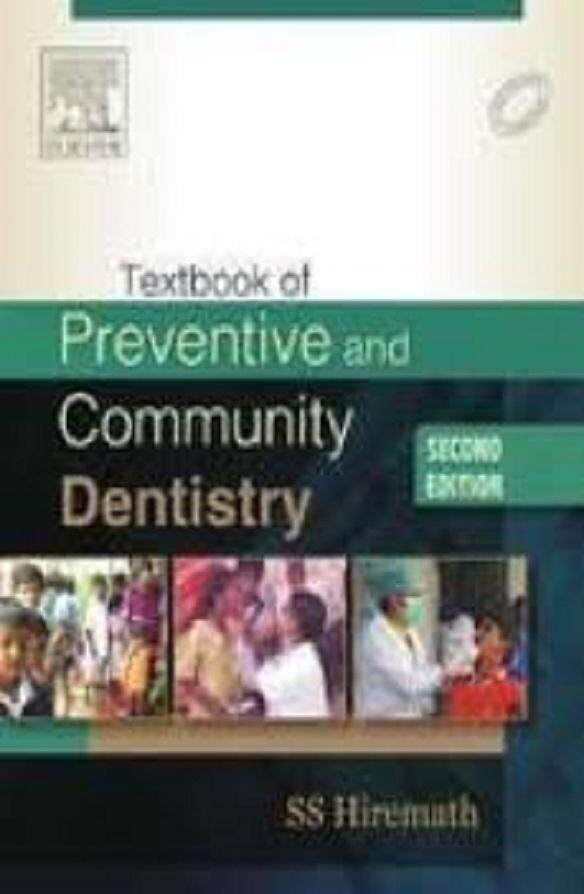 Tb Of Preventive And Community Dentistry / Hiremath / - ISBN: 9788131225301