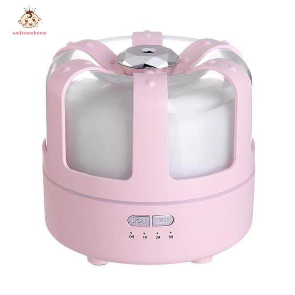 135mL Crown Humidifier 7 Color LED Aromatherapy Ultrasonic Aroma Diffuser Singapore