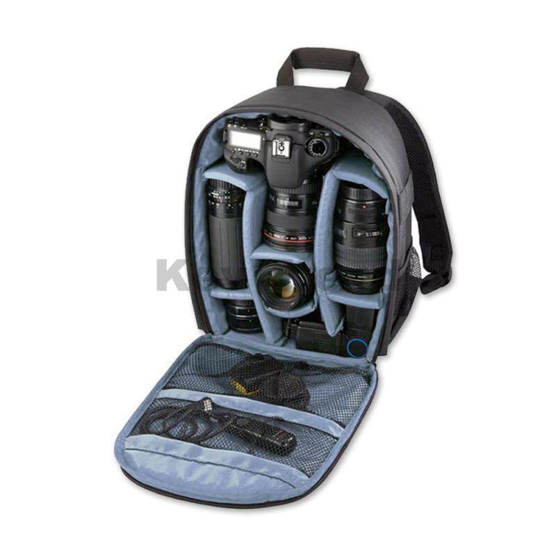 Giá Camera Backpack Camera Bag Waterproof Wear-Resistant Anti-scratch Anti-Shock Breathable with Tripod Holder for DSLR Cameras Mirrorless Cameras Lens Flashes Free Shipping From Kev Trend