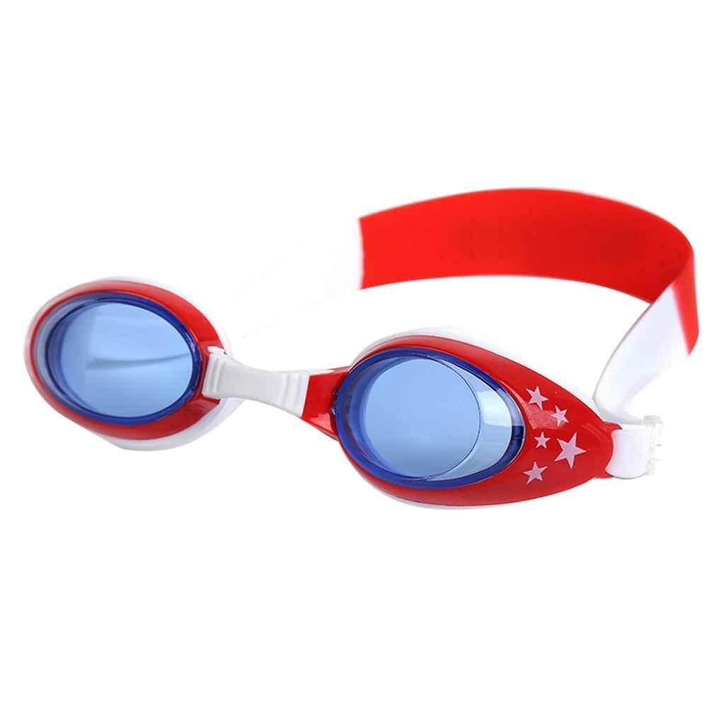 Silicone Kids Anti-fog Bee Swimming Goggles Pool Safety Children Swim Glasses