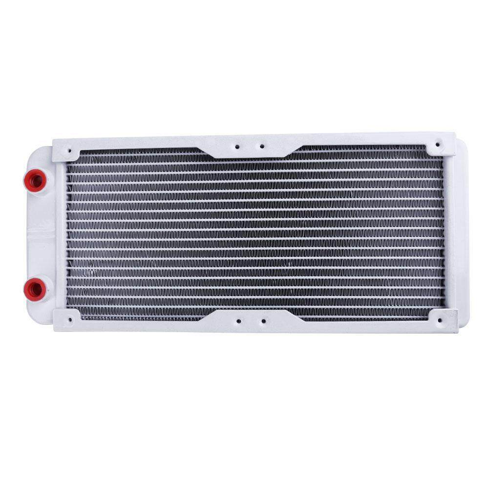 240mm 18 Tube Straight Thread Heat Radiator Exchanger for PC Water Cooling Malaysia