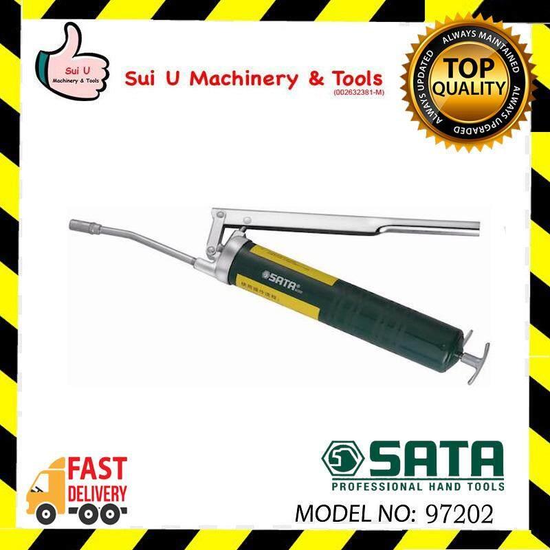 SATA 97202 Hand-Operated Grease Gun 400cc