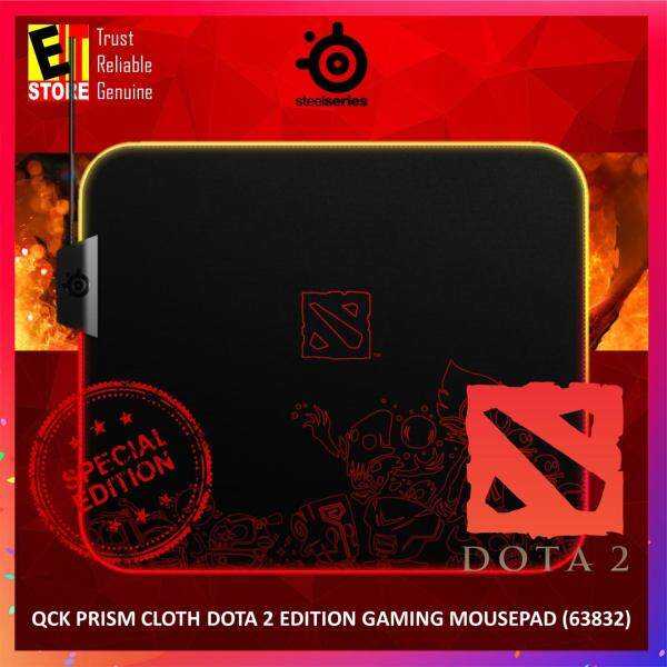 STEELSERIES QCK PRISM CLOTH DOTA 2 EDITION GAMING MOUSEPAD (63832) Malaysia
