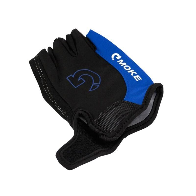 3 Colors Outdoor Cycling Half Finger Glove Men Women Sports Anti Slip Gel Pad Motorcycle Bicycle Road Mtb Bikes Gloves