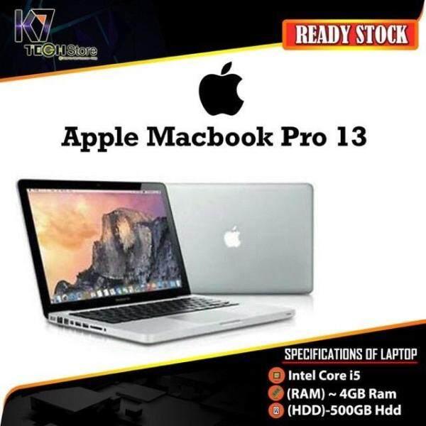 Mac book Pro 13 A1278 - (2012) - Core i5 - 4GB RAM - 500GB HDD - 13.3 Inch Malaysia