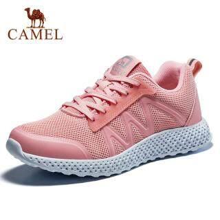 Giày sneaker thể thao nữ chất liệu nhẹ thoáng khí có đế siêu êm chân chống trượt chống mài mòn CAMEL thumbnail