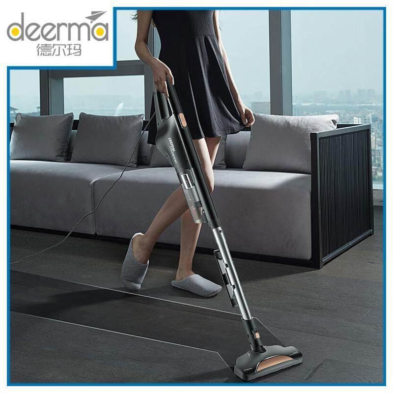 Deerma DX600 2 in 1 handheld and vertical Vacuum Cleaner Household Silent Vacuum Cleaner Singapore