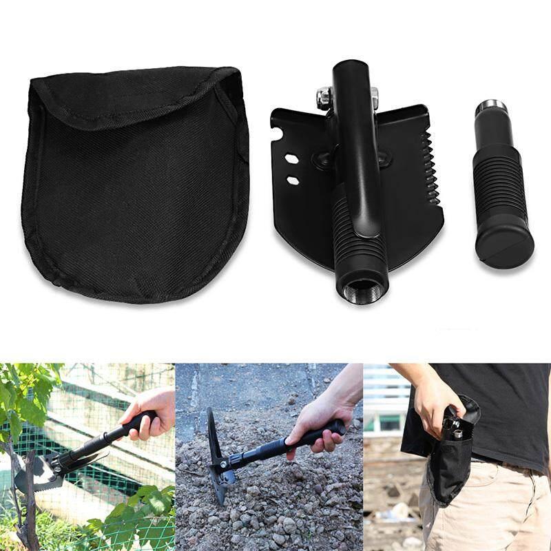 High Quality Multi-functional Military Folding Shovel Survival Spade Emergency Garden Camping