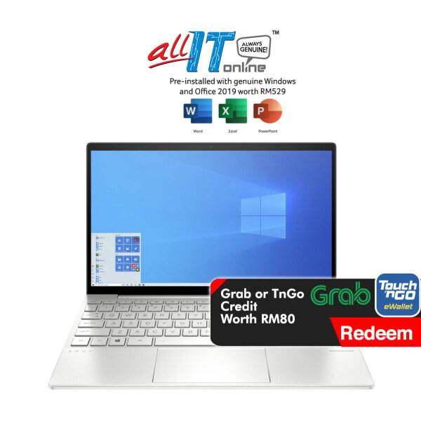 HP ENVY 13-Ba0007TX 13.3 Notebook [I5-10210U,8GB,512GB SSD,MX350,W10H,H&S] Malaysia