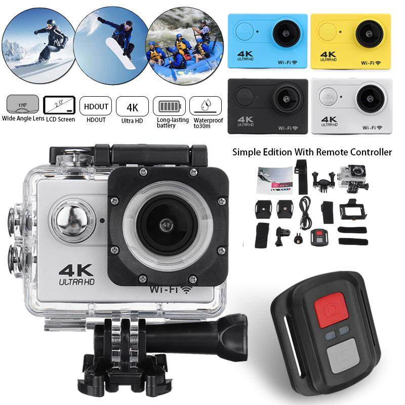Free Shipping + Flash Deal SJ9000 Wifi & Remote 1080P 4K HD Sport Action Camera DVR DV Camcorder Waterproof NEW