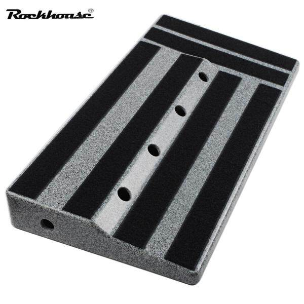 Rockhouse Sturdy Guitar Effects Pedal Board Big Size Guitar Pedal Panel with Sticking Tape Screwdriver Compatible with Most Effects Pedals Malaysia