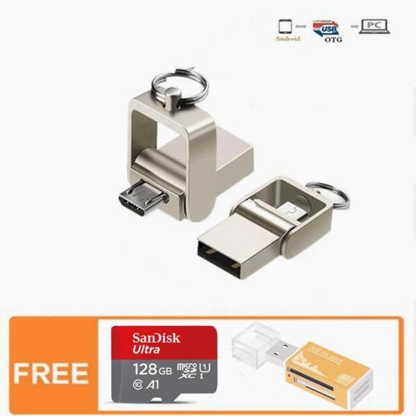OTG USB Flash Drive 256GB Pen Drive U Disk Flash Memory Stick for Android PC
