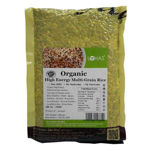 Organic High Energy Multi Grain Rice
