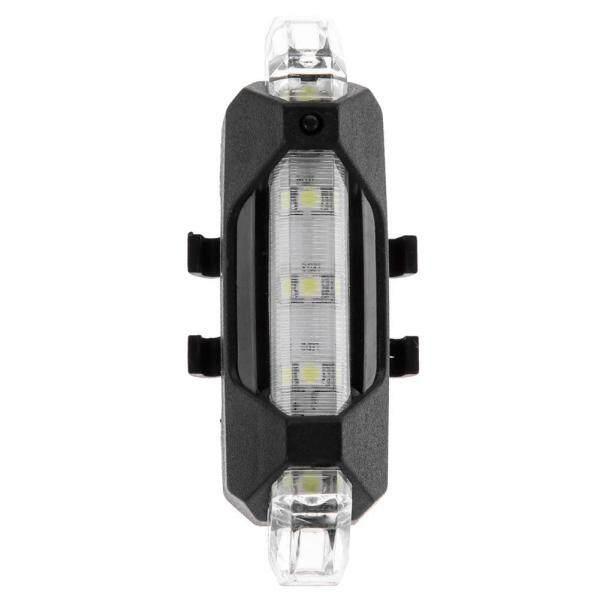 Đèn LED Sạc USB Cho Xe Đạp, Đèn Cảnh Báo Chống Nước Gắn Trên Xe Đạp