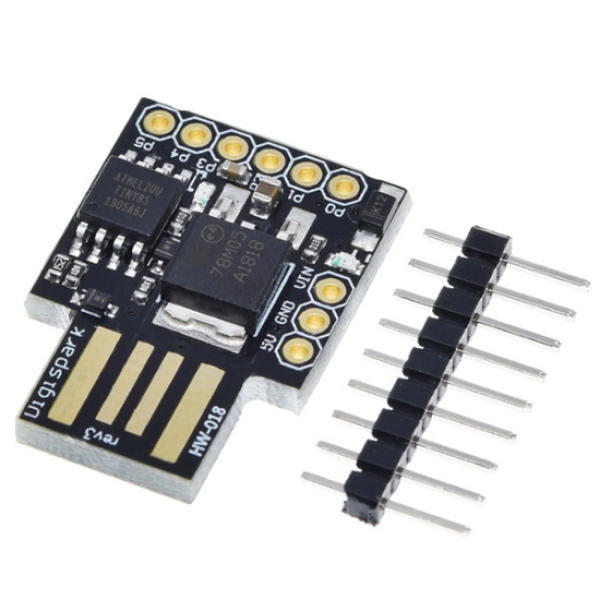 Bảng giá TINY85 Bảng Phát Triển Vi Mô Digispark Kickstarter, Mô-đun ATTINY85, Cho Arduino IIC I2C USB Phong Vũ