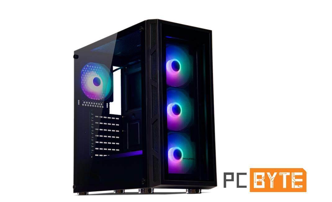 Tecware VEGA TG ARGB ATX Gaming Case Malaysia