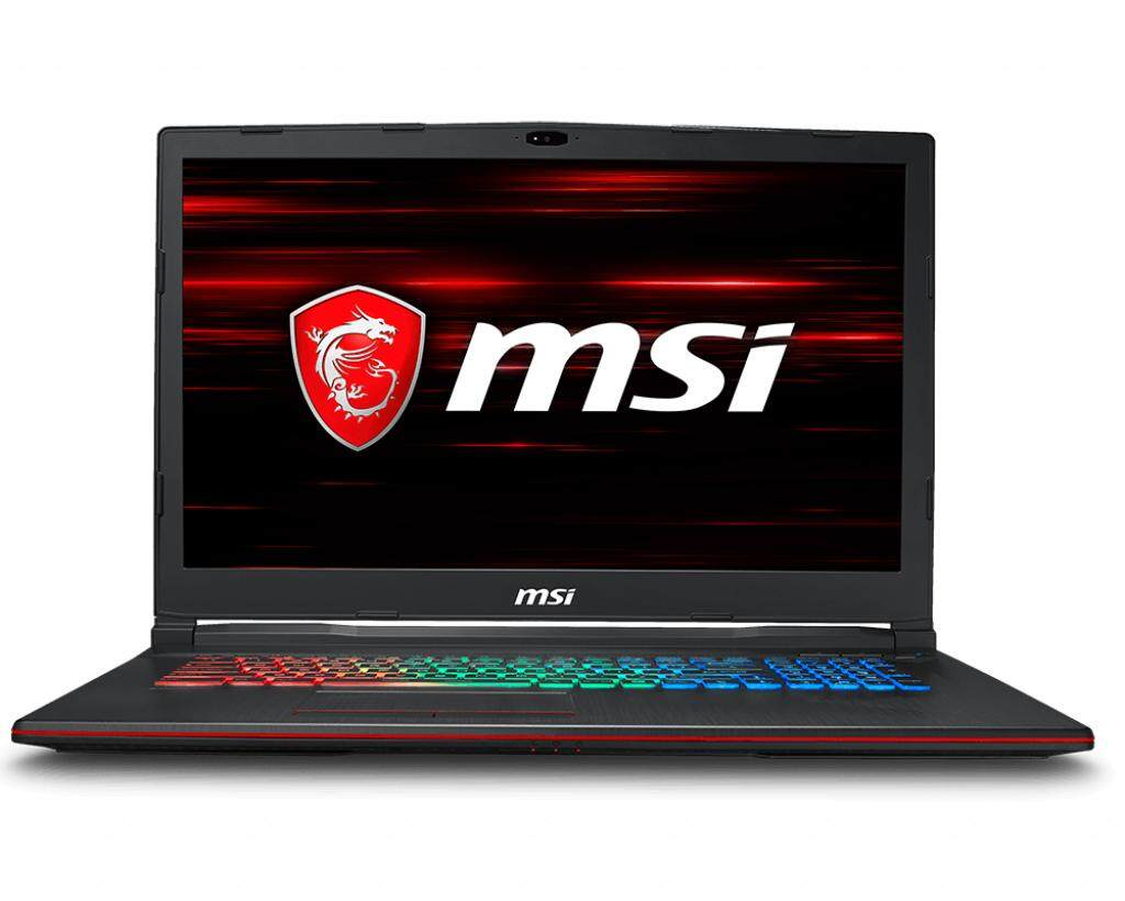Msi GP73 Leopard gaming laptop i7 8th gen +1060 6gb+nvme 256gb+1tb hdd Malaysia