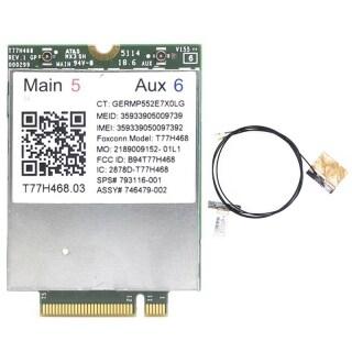 4G Module LT4211 T77H468 GOBI5000 LTE EV-DO HSPA+WWAN Card SPS 793116-001 for HP LT4211 Elitebook 740 750 820 840 850 thumbnail