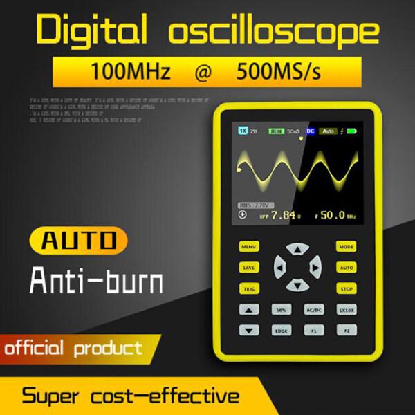 Máy đo dao động 5012H cầm tay, màn hình kỹ thuật số IPS LCD 2.4 DSO 100MHz Ministar - INTL