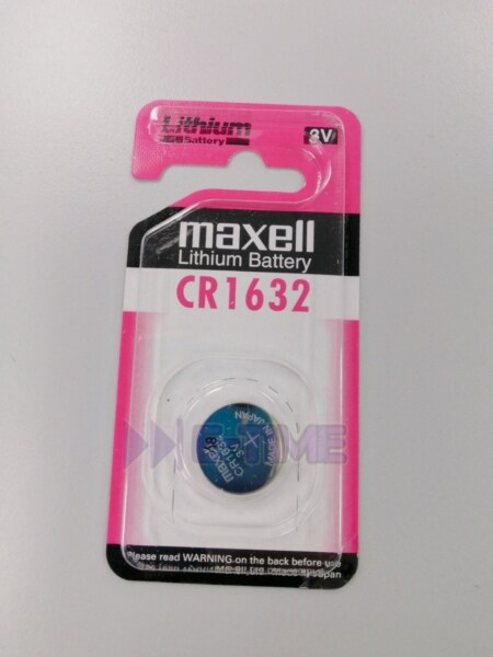 ORIGINAL MAXELL CR1632 LITHIUM BATTERIES 3V (JAPAN) Malaysia