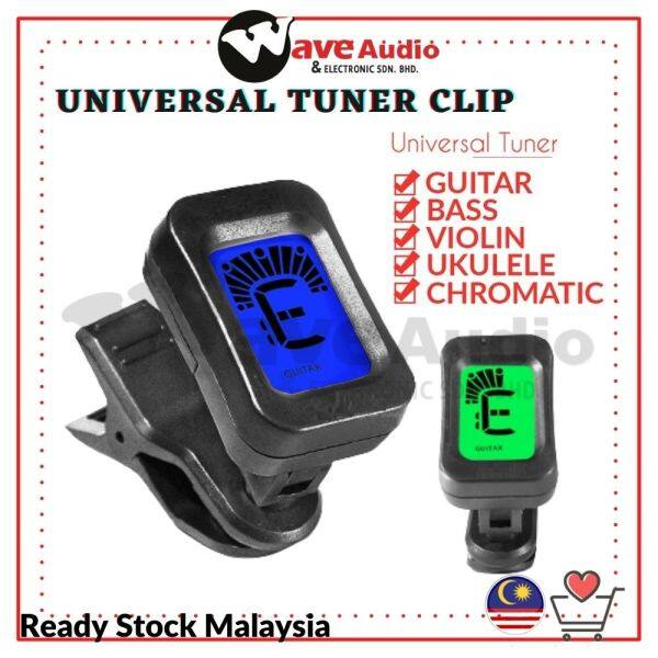 [FAST DELIVER] Guitar Tuner // Guitar Clip On Tuner // Guitar Tune JT03 // (Chromatic, Guitar, Bass, Violin & Ukulele) Malaysia