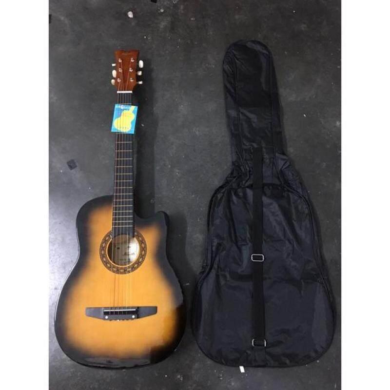 Mid Year SalesGuitar Kapok / Gitar Kapok Original 38  Ready Stock (Free Gift) Malaysia