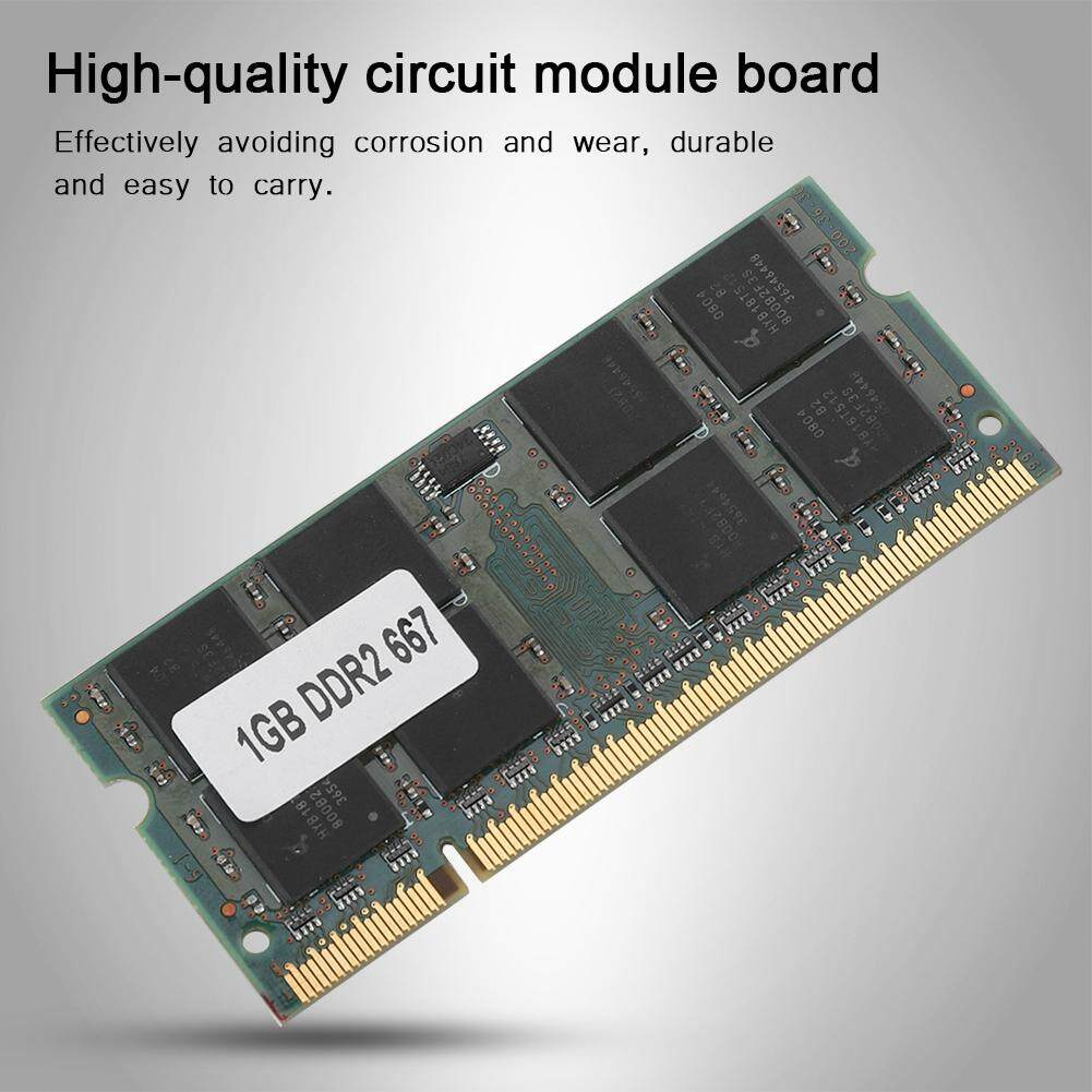 Computer Laptop Ram With Best Online Price In Malaysia Circuit Board Notebook Justgogo Ddr2 1g 667mhz For Pc2 5300 Fully Compatible Memory Intel Amd