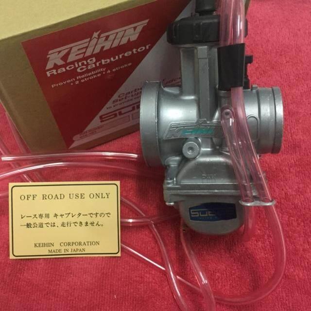 Keihin Sudco Pwk40 Racing 40mm For 2t & 4t Carburetor Flatside Japan By Nz Trading House.
